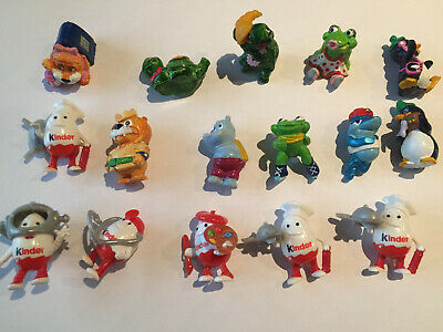 Fr 94 Eur 2 00Picclick Kinder Lot Figurines sdCtBhrxQ