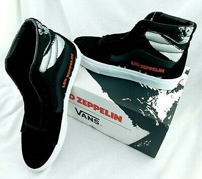 VANS SNEAKERS UA Sk8 Hi (Marvel) Black PantherBlack Black