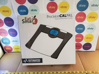 EatSmart Precision CalPal Digtal Bathroom Scale with BMI and Calorie Intake, 440