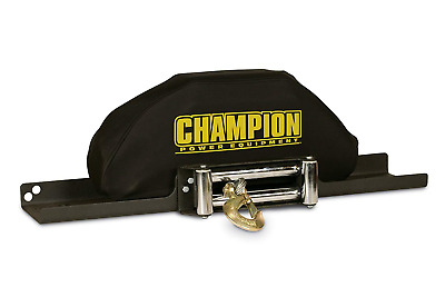 Champion Weather-Resistant Neoprene Storage Cover for Winches 8000-12000 lb.