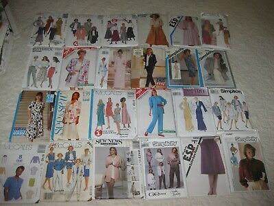 Your choice One Sewing Pattern-Women's-Variety Styles & sizes-UNCUT-Sz 12-16