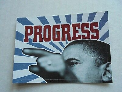 2008 Topps Barack Obama Inauguration Sticker #6 NM/M Condition Trading Card