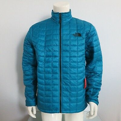 32df39b95 THE NORTH FACE Thermoball Men's Full Zip Jacket Brilliant Blue sz M L XL XXL