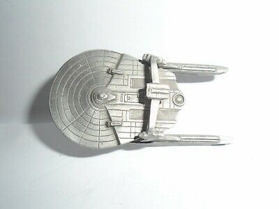 Star Trek Rawcliffe Pewter USS Reliant Statue Model Not Selangor