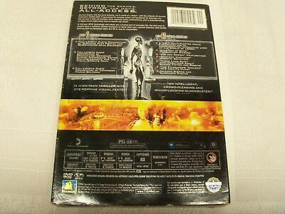 I, Robot DVD, 2005, 2-Disc Set, Collectors Edition Brand New Sealed