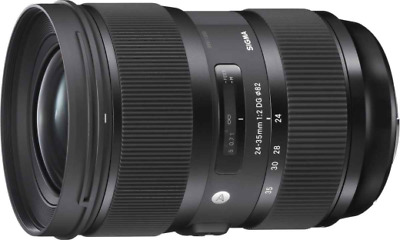 Sigma 24-35mm F2 DG HSM Art Series Lens: Nikon Mount