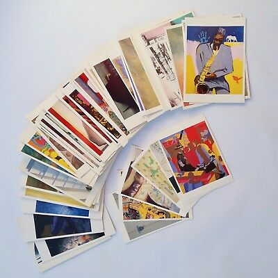 Job Lot 69 Greeting American Artists Greetings Cards (Blank) & Post Cards  *NEW*