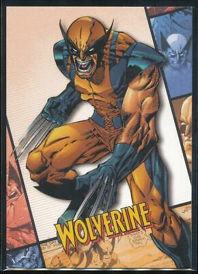 2009 X-Men Origins Wolverine Archives Trading Card #A8 Wolverine