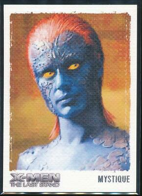 2006 X-Men The Last Stand Art and Images Trading Card #ART6 Mystique