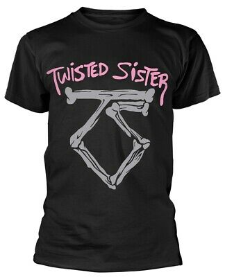 Twisted Sister 'We're Not Gonna Take It' T-Shirt - NEW & OFFICIAL