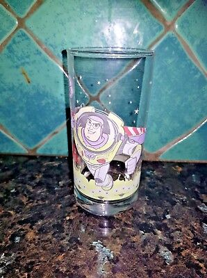 IXL Buzz Light Year Collectable Drinking Glass