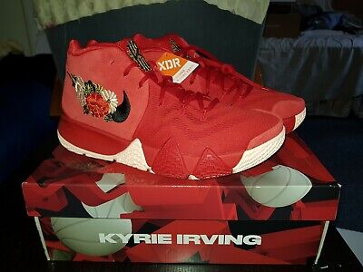 quality design f847e 0cad5 NIKE KYRIE 4 IV CNY Chinese New Year - Sz 9.5US - $244.84 ...