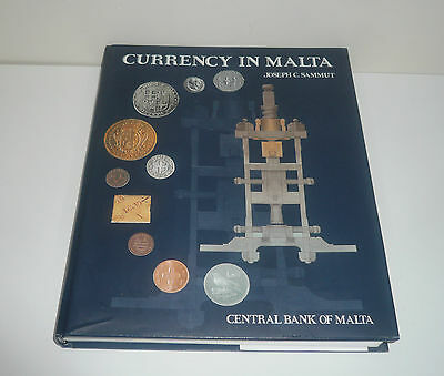 Currency In Malta By Joseph C. Sammut  Published By Central Bank Of Malta