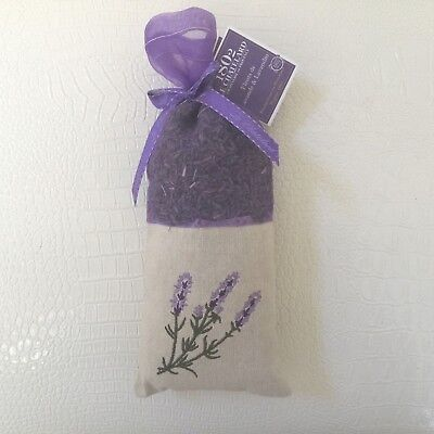 Le Chatelard Lavender Sachet Bag Buds Potpourri Provence 1.76oz France Made New