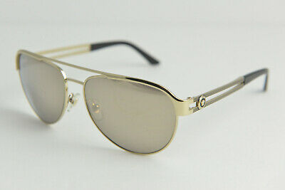 7668cbaa263db Versace women s sunglasses MOD.2165 1252 5A 58-15 140 3N Pale Gold