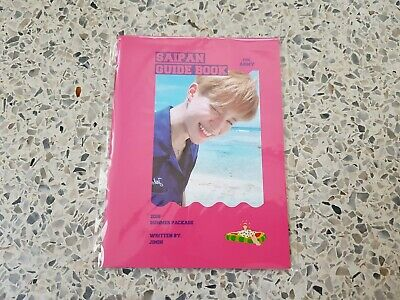 Official Guide Book Jimin   2018 Bts Summer Package Vol.4
