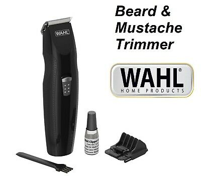 WAHL 20Pc CORDLESS Groom Pro Mens Hair Clippers Professional Haircut Trimmer