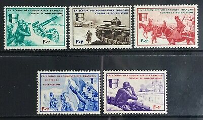 Germany 1943 Waffen SS Foreign Legion issues MLH