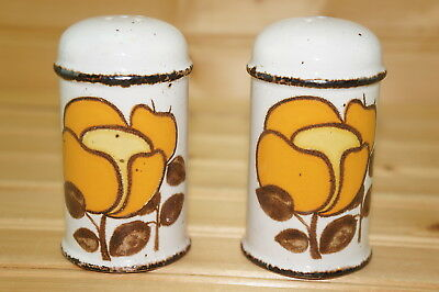 Midwinter Summer Salt & Pepper Shakers Set with Stoppers, 3 3/4""