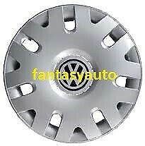 Vw Polo Fox Up Set 4 Pezzi Borchie Coppe Copponi Copri Cerchi 14