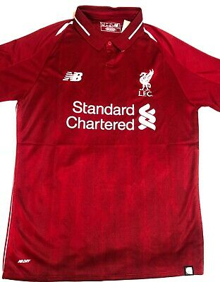 Liverpool home shirt 2018-2019 adult brand new with tag