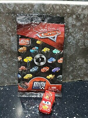 Disney Pixar Cars mini micro racers Fabulous Lightning McQueen.