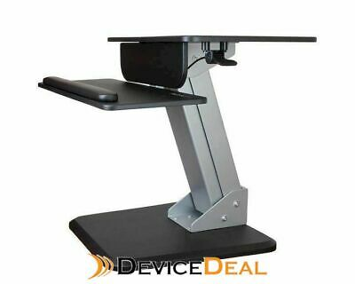 StarTech Sit-to-Stand Height Adjustable Workstation