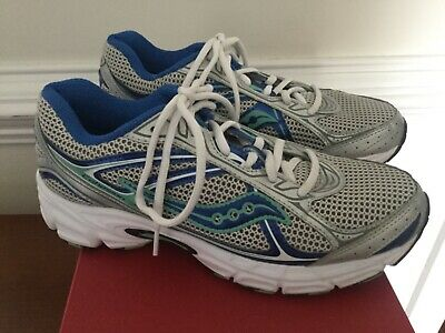 VGC! SAUCONY COHESION 8 Womens Size 10 Wide Running Shoes