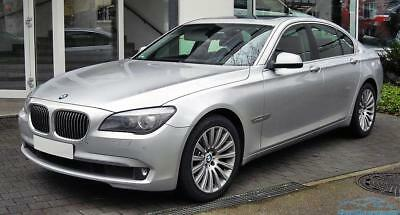 BMW 7 Series 740i 740Li 240kW Turbo Petrol ECU Remap +43bhp +70Nm Chip Tuning
