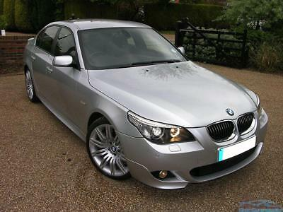 BMW 5 Series 540i 225kW Petrol ECU Remap +27bhp +30Nm Chip Tuning