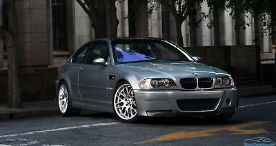 BMW M3 E46 CSL 265kW Petrol ECU Remap +3bhp +5Nm Chip Tuning