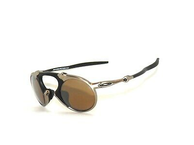 d4f0e7b5ced Clearance Oakley Madman 6019-02 Plasma Tungsten iridium Polarized Sunglasses