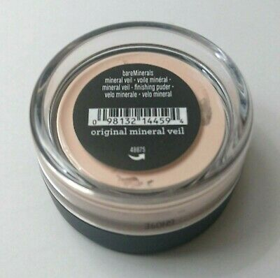 Bare Minerals Original Mineral Veil SPF 0.75g Travel Size NEW & SEALED AUTHENTIC