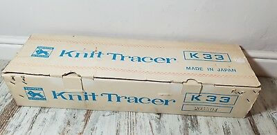 Rare Toyota Knitting Machine Parts Accessories K33 Complete Unused Knit Tracer
