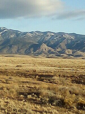 Land for Sale. Sunshine & Quiet in NM with Mountain Views
