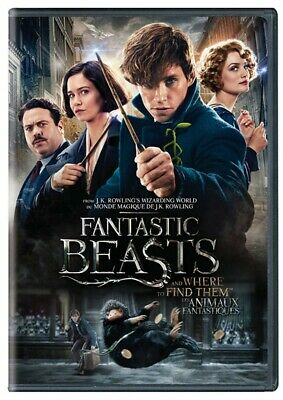 Fantastic Beasts and Where To Find Them (Bilingual) [2-Disc DVD] *NEW**