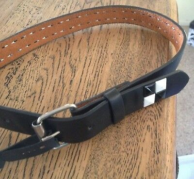 Boys Genuine Leather Belt Size Medium