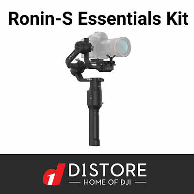 Ronin-S Essentials Kit 3-Axis Gimbal Stabilizer DJI Warranty