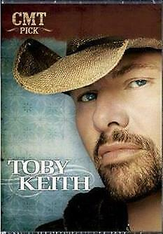 Toby Keith CMT Pick 2007 (DVD) -- UNLIMITED SHIPPING ONLY $5