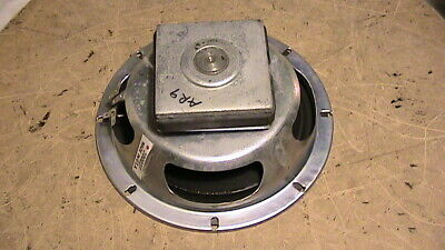 Acoustic Research AR9 200027 mid woofer, rebuilt, slight flaw