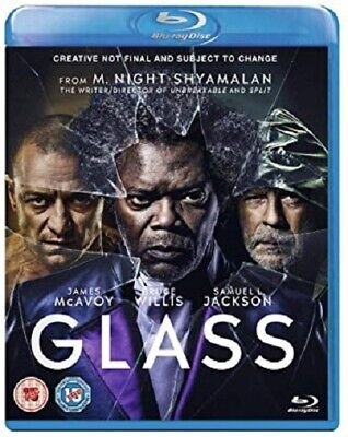 Glass(2019) BLU-RAY Only PRE-ORDER 4-16-19