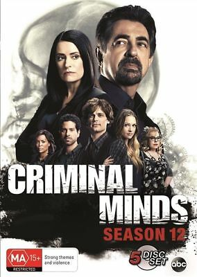 Criminal Minds Season 13 Dvd, New & Sealed, 2019 Release, Free Post