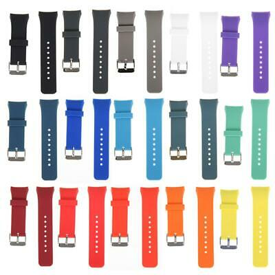 Luxury Replacement Silicone Watch Band Strap for Samsung Galaxy Gear S2 SM-R720
