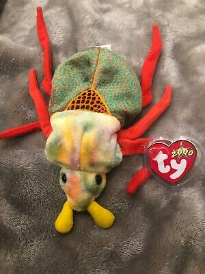 56288bd7070 TY BEANIE BABY Scurry - With Tag (Beetle 2000) Y12 -  0.99