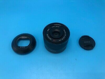Sony Sonnar T*FE 35mm F2.8 ZA Full Frame Carl Zeiss Lens E-Mount! USPS 2-3 days!