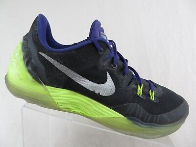 c9a058fa328c NIKE KOBE VENOMENON 5 Black Sz 11 Men Basketball Shoes -  28.34 ...