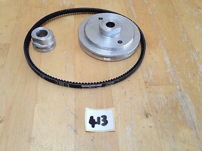 Bsa A7-A10 Dynamo Belt Drive Kit – Drive Belts Only