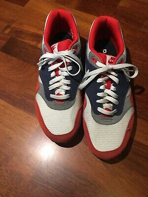 huge selection of 98e06 867d6 NIKE AIR Sneaker Paris PSG weiss rot blau US 12 UK 11 EUR 46