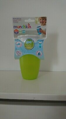 Munchkin Miracle 360 Degree Kids Sippy Cup Pink Leak Proof Top Quality Original