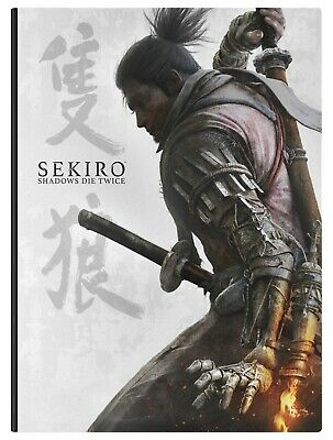 Sekiro Shadows Die Twice Official Game Guide - *UPDATE -  NOW IN STOCK!!*